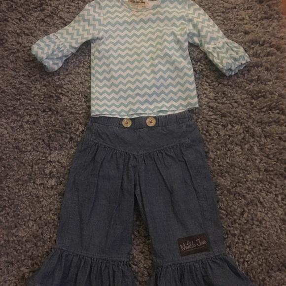 Matilda Jane Other - Matilda Jane jeans and top